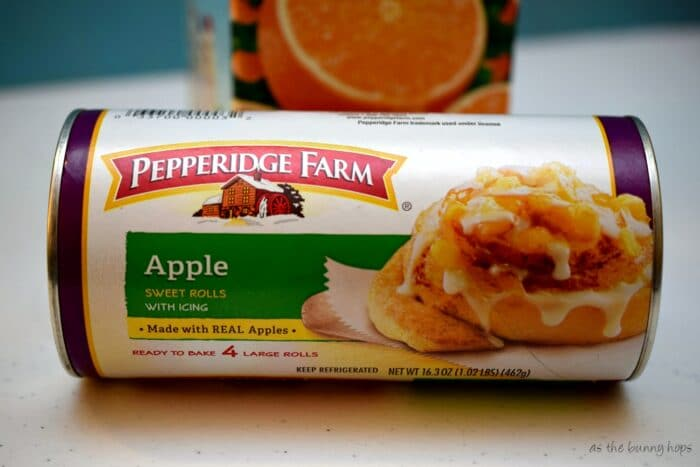 Pepperidge Farm Sweet Rolls