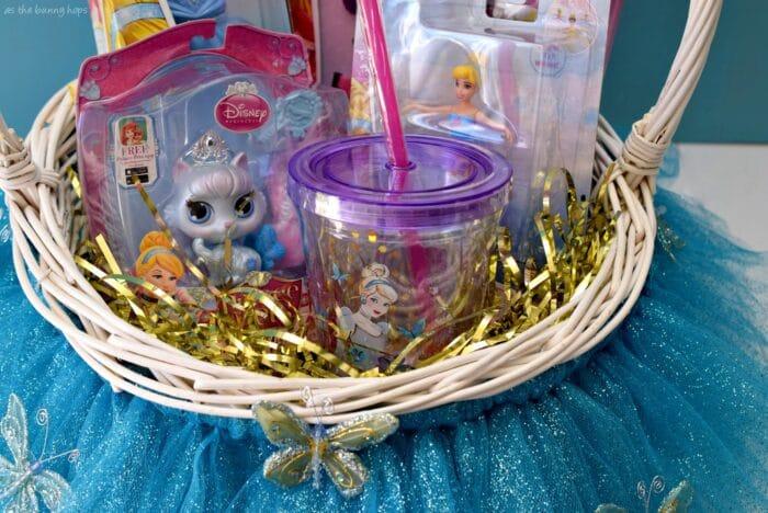 Cinderella Basket Toys