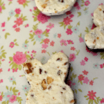 No-Bake Easter Bunny SNICKERS Cheesecakes