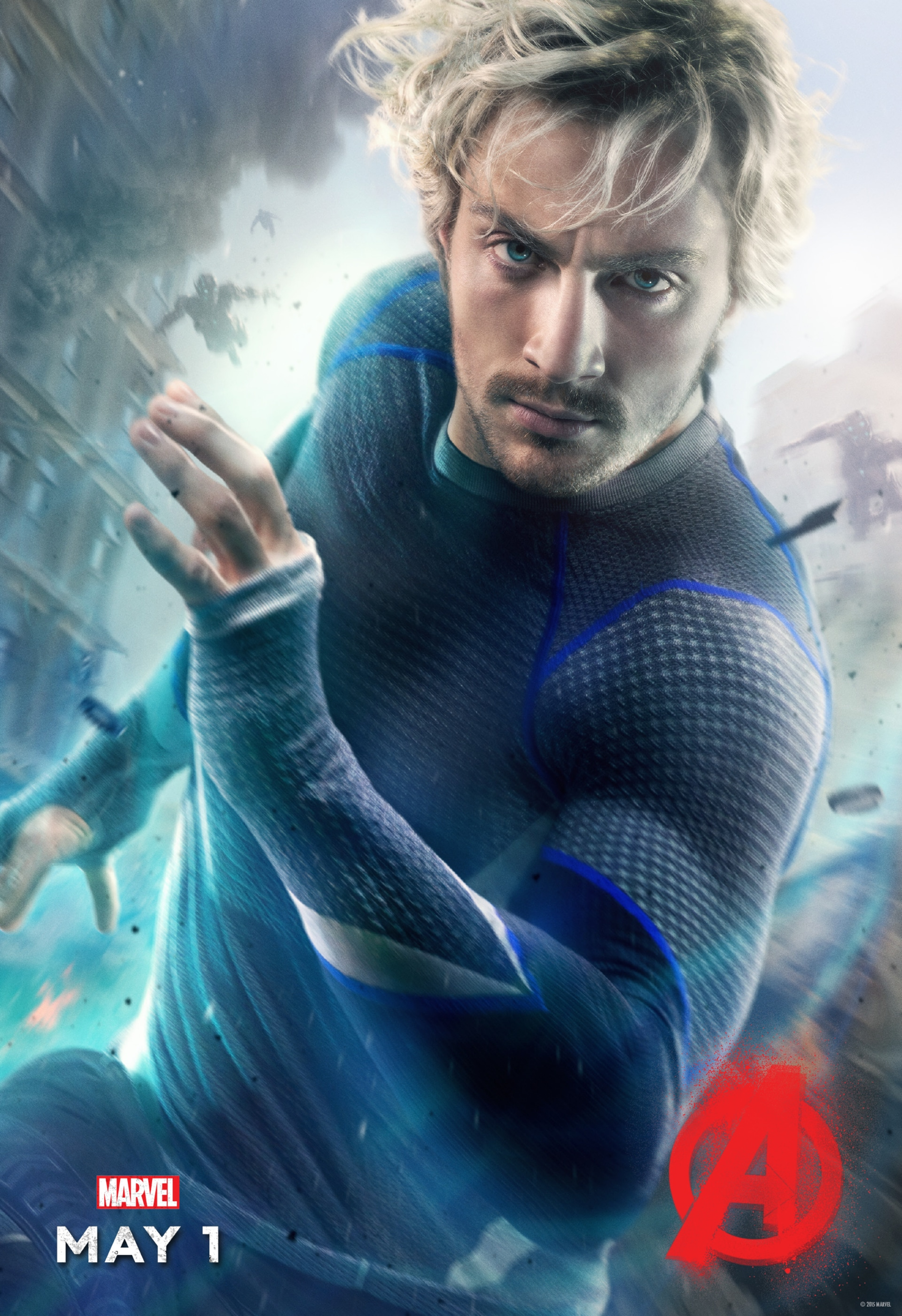 Quicksilver coloring pages - Quicksilver Coloring Pages We Know Quicksilver Is Fast But How Did They Create That Onscreen