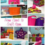 From Closet To Craft Room