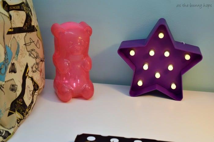 Star and Gummy Bear