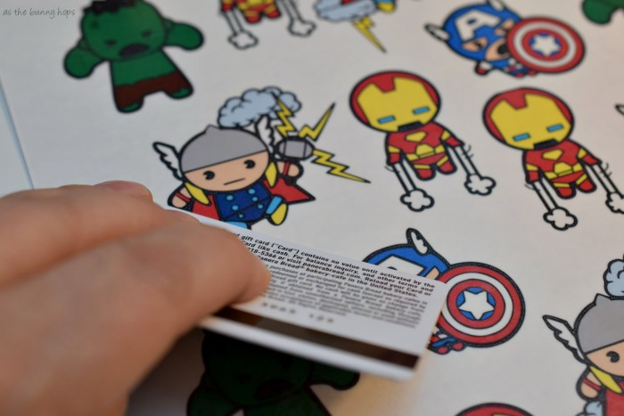 Make your own Avengers Tattoos at home!