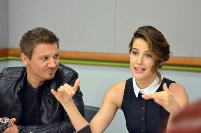 Jeremy and Cobie 2