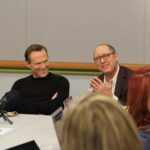 Talking Age of Ultron with James Spader and Paul Bettany