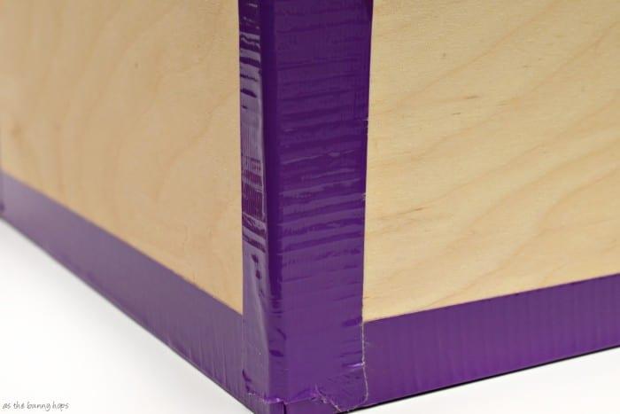 Duct Tape Box