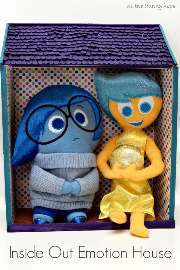 Inside Out Emotion House