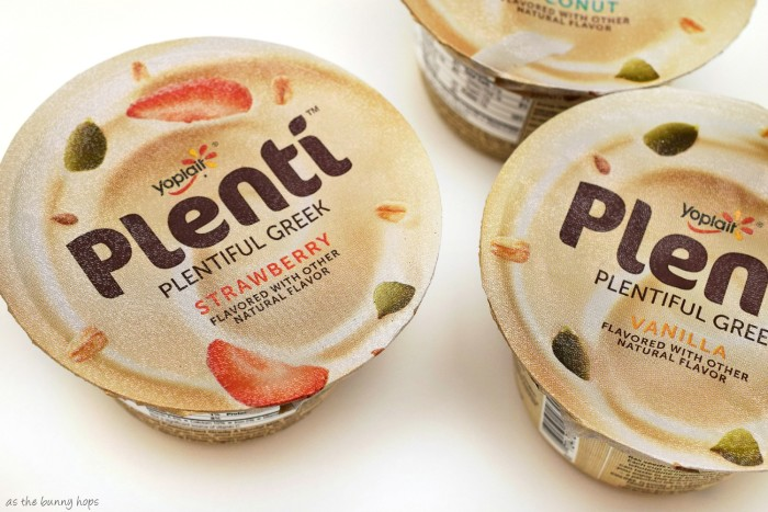Turn Greek Yogurt into a special treat in just a few seconds with tasty inspired toppings.