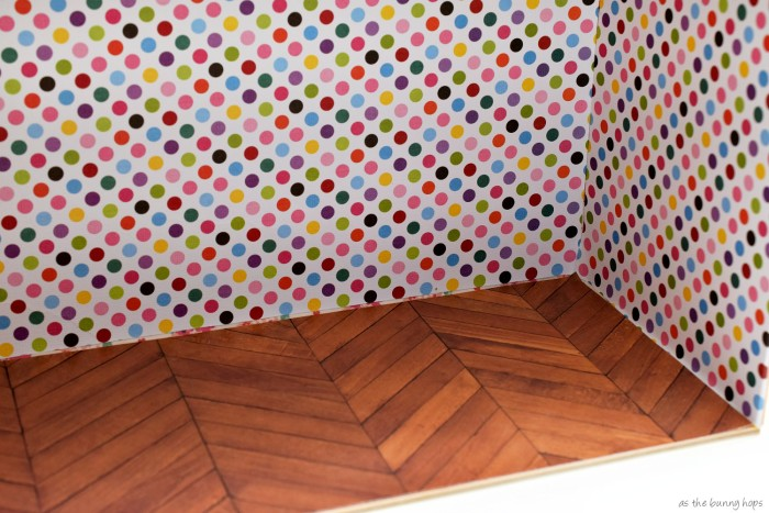 Wallpaper and Flooring