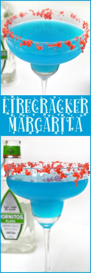Firecracker Margarita
