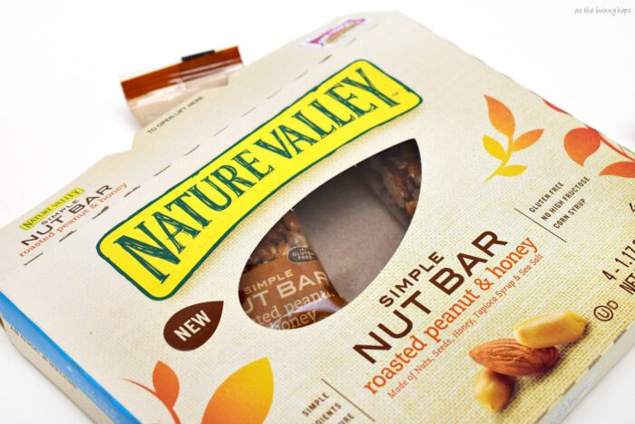 Nature Valley Simple But Bar Box