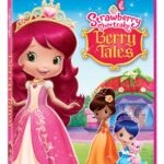 Strawberry Shortcake: Berry Tales Takes the Stage Coloring Page