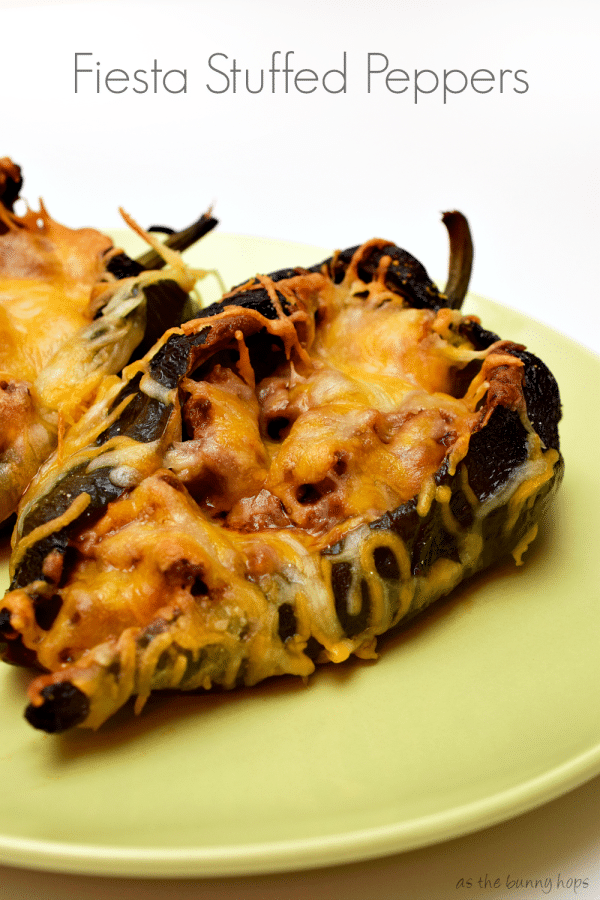 Fiesta Stuffed Peppers