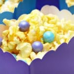 Oh-Mazing Candy Popcorn and HOME Movie Night Ideas