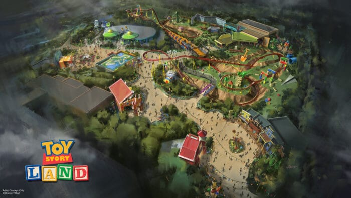 Disney Parks and Resorts: Toy Story Land, Star Wars Enhancements, Pandora: The World of Avatar and More