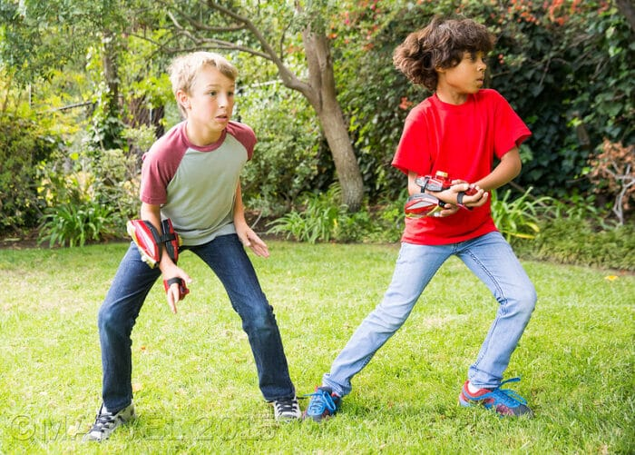 Playmation is the next step in the evolution of play.