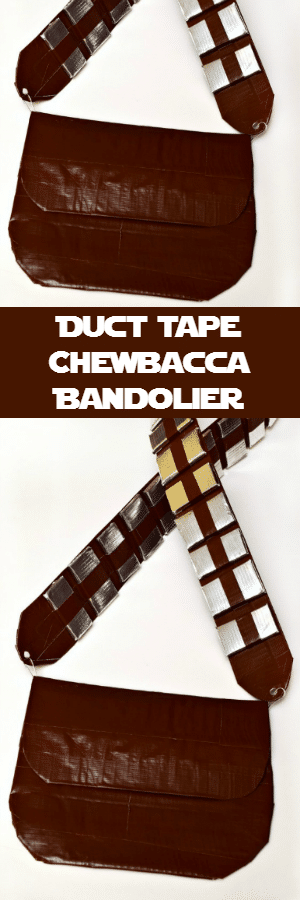 Duct Tape Chewbacca Bandolier
