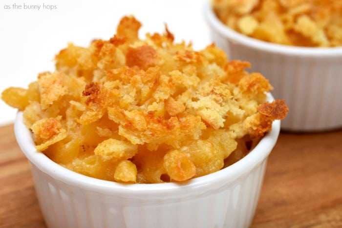 Mac Cheese Dish
