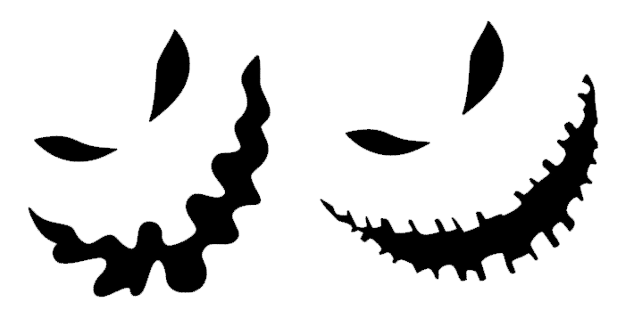 Oogie Boogie Faces