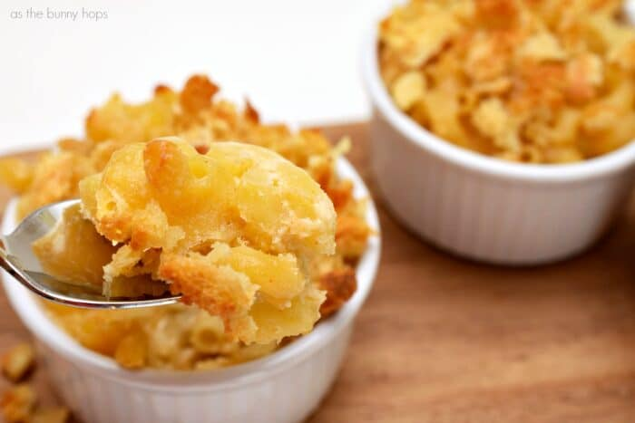 The Best Baked Gourmet Mac and Cheese Ever