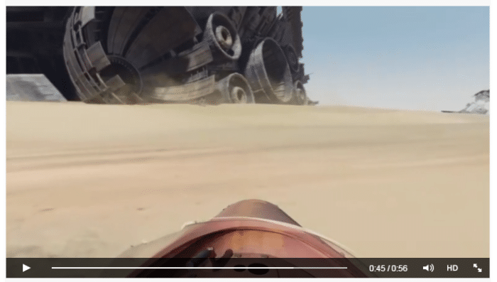 Star Wars Capture