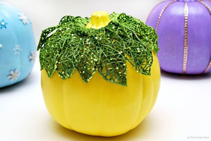 Tiana Pumpkin