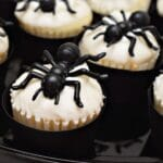 Mini Ant-Man Cupcakes