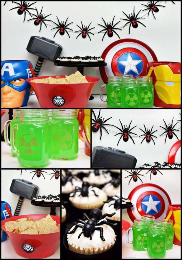 Avengers Halloween