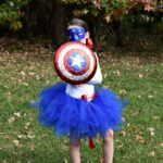 Captain America Sparkle Costume