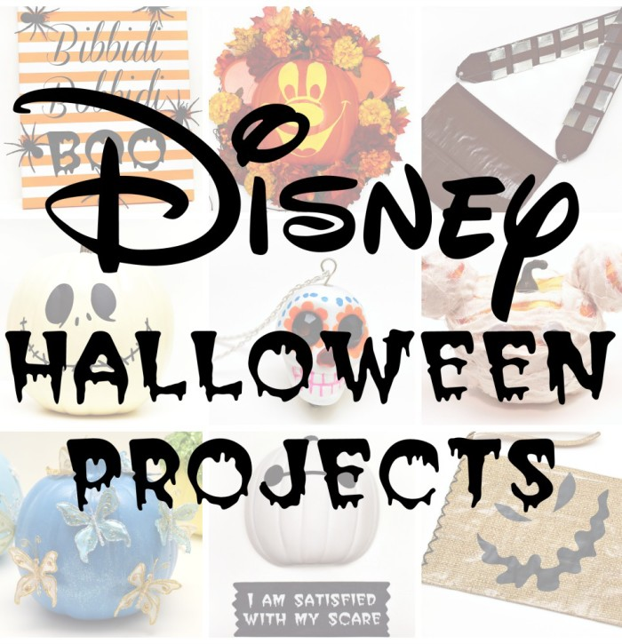 Disney Halloween Projects Hero