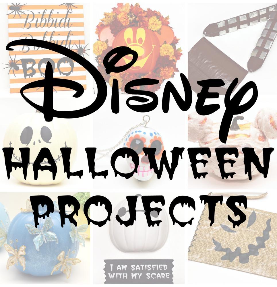 A Very Disney Halloween - As The Bunny Hops®
