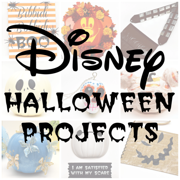 A collection of fun and easy Disney Halloween projects you can try at home! Includes Star Wars and Marvel, too!