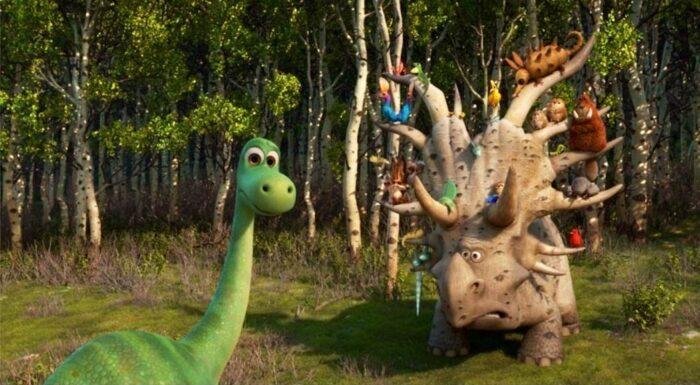 Good Dino Birds