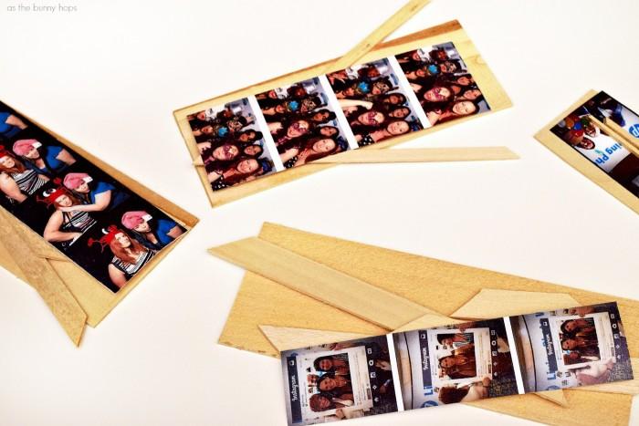 Photos and Cut Frames