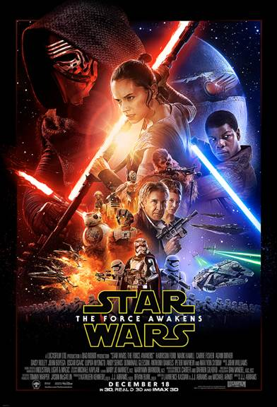 Star Wars Official Poster