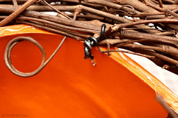 Wire Pumpkin