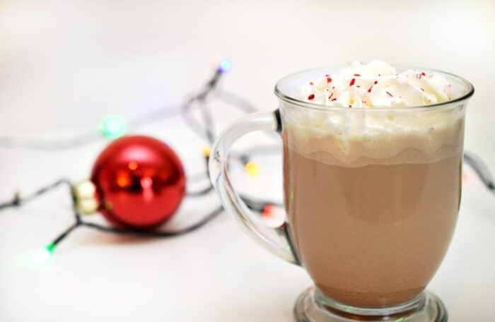 Coffeehouse-Style Hot Chocolate