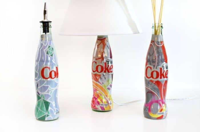 Diet Coke Bottle Projects