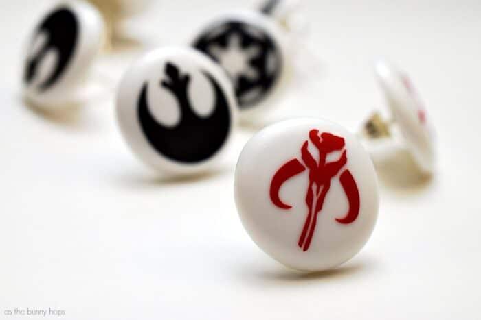 DIY Star Wars Earrings