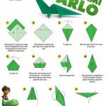 Origami Arlo