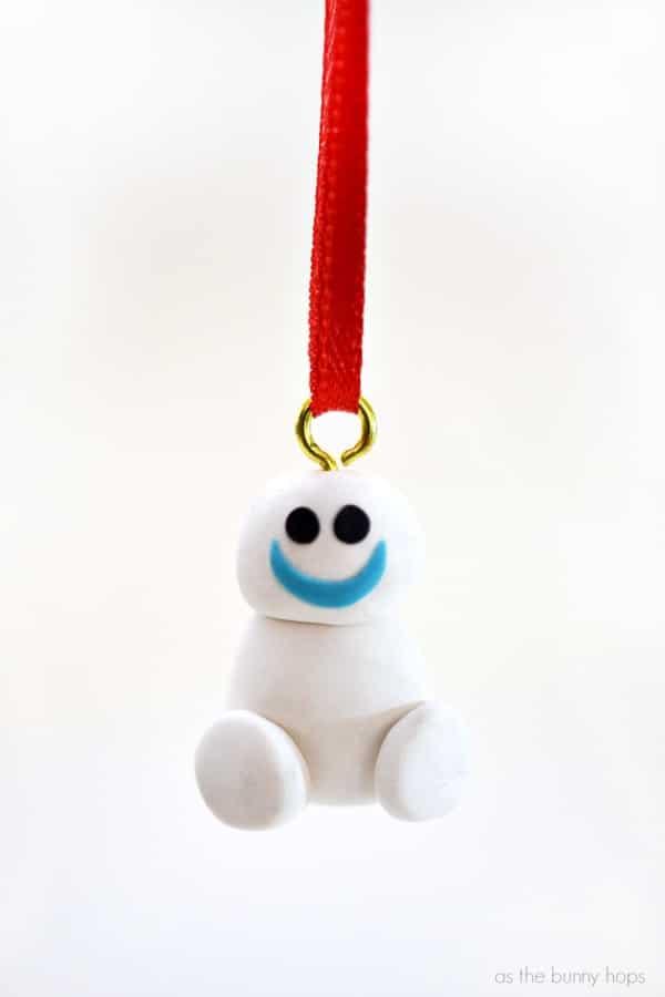 Snowgie Ornament