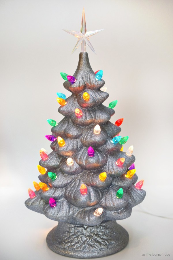 Ceramic Tree Lit