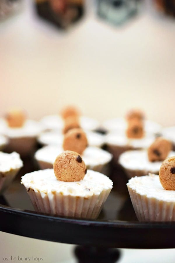 Cookie Crisp Cheesecakes