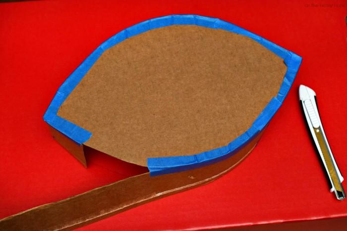Cardboard Form