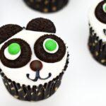 Easy Kung Fu Panda Cupcakes
