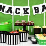 Football Party Snack Bar