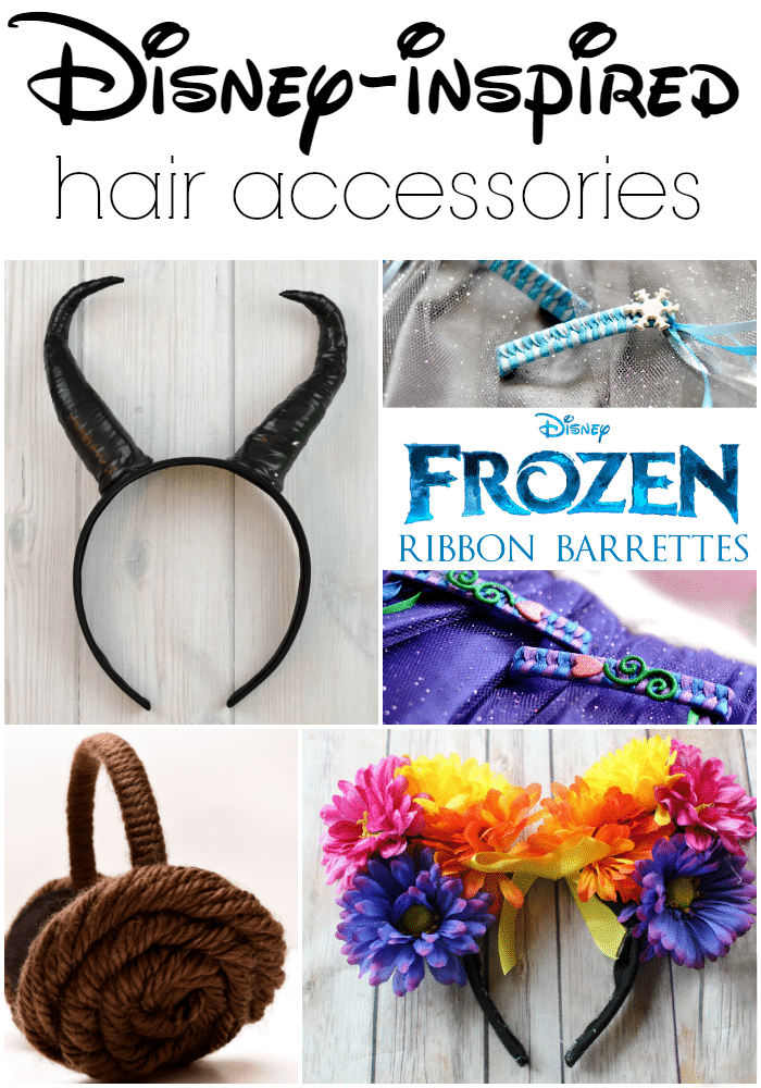 Disney Inspired Hair Accessories Star Wars And Marvel