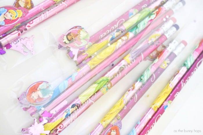 Disney Princess Pencils