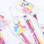 Disney Princess Pencil Valentines