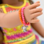 American Girl's Lea Clark-Inspired Doll and Me Bracelets